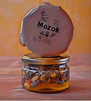 MegaMozok seeds & peanuts «Kozinaki edition»
