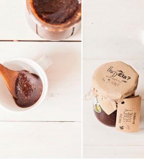 Натуральная медово-ореховая паста «ПастуEla?»