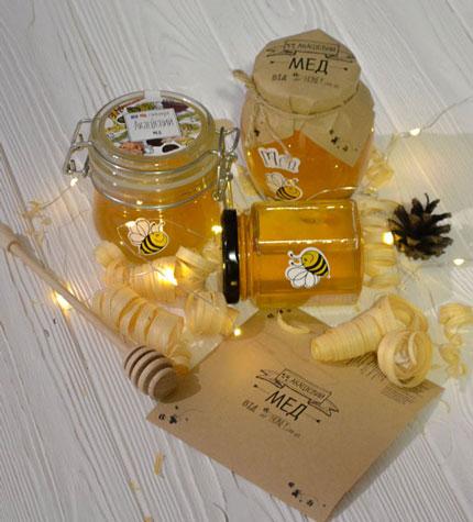 Натуральный мед «be Honey» «Акация»