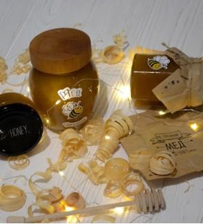 Мед з власної пасіки «be Honey» «Гречаний»