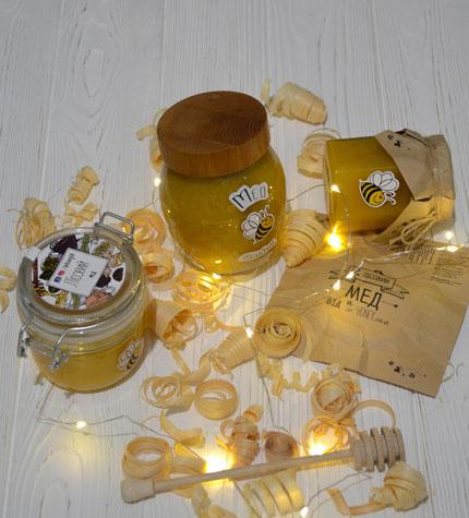 Мед «Лісовий»