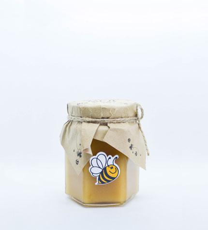Linden honey